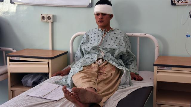 Zestien doden bij aanslag in Afghanistan