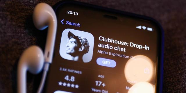 Clubhouse laat mensen nu ook account aanmaken zonder uitnodiging