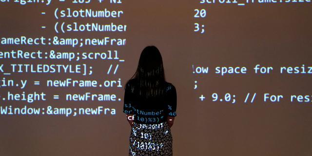 Originele broncode van internet levert 5,4 miljoen dollar op bij veiling