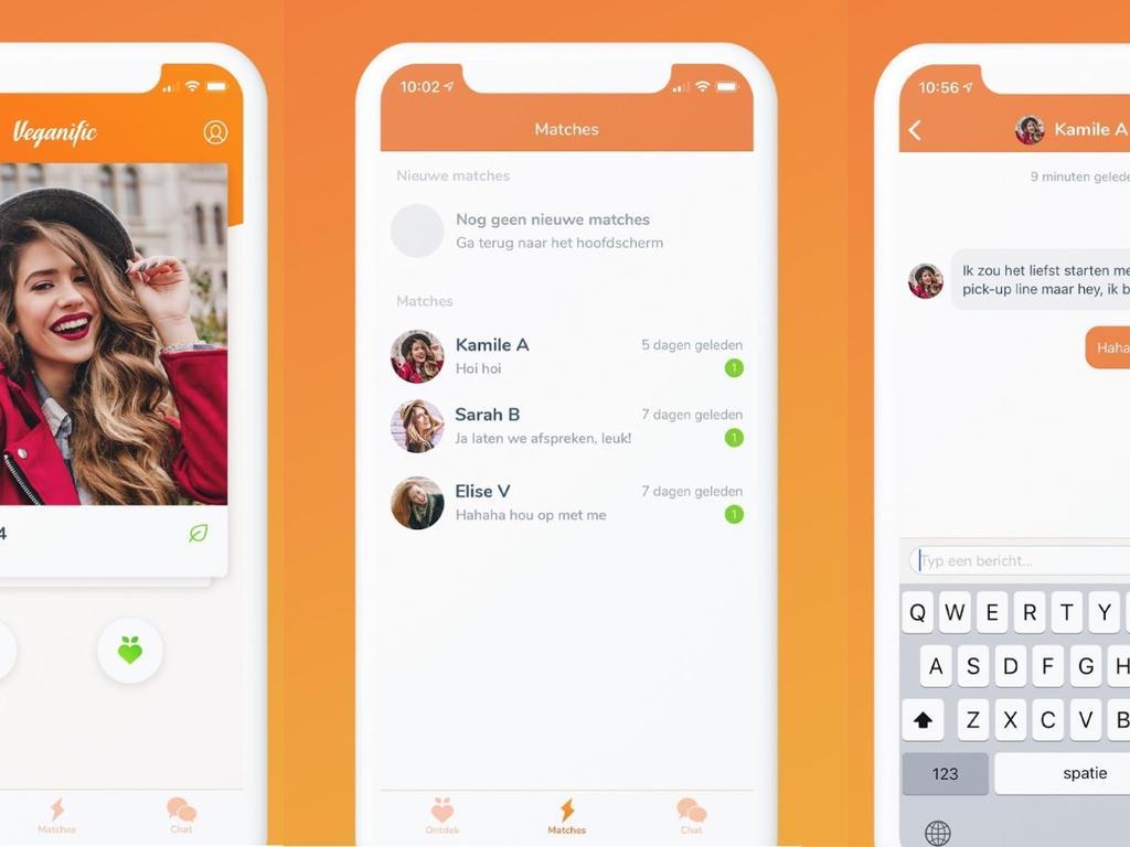 militaire dating apps voor iPhone