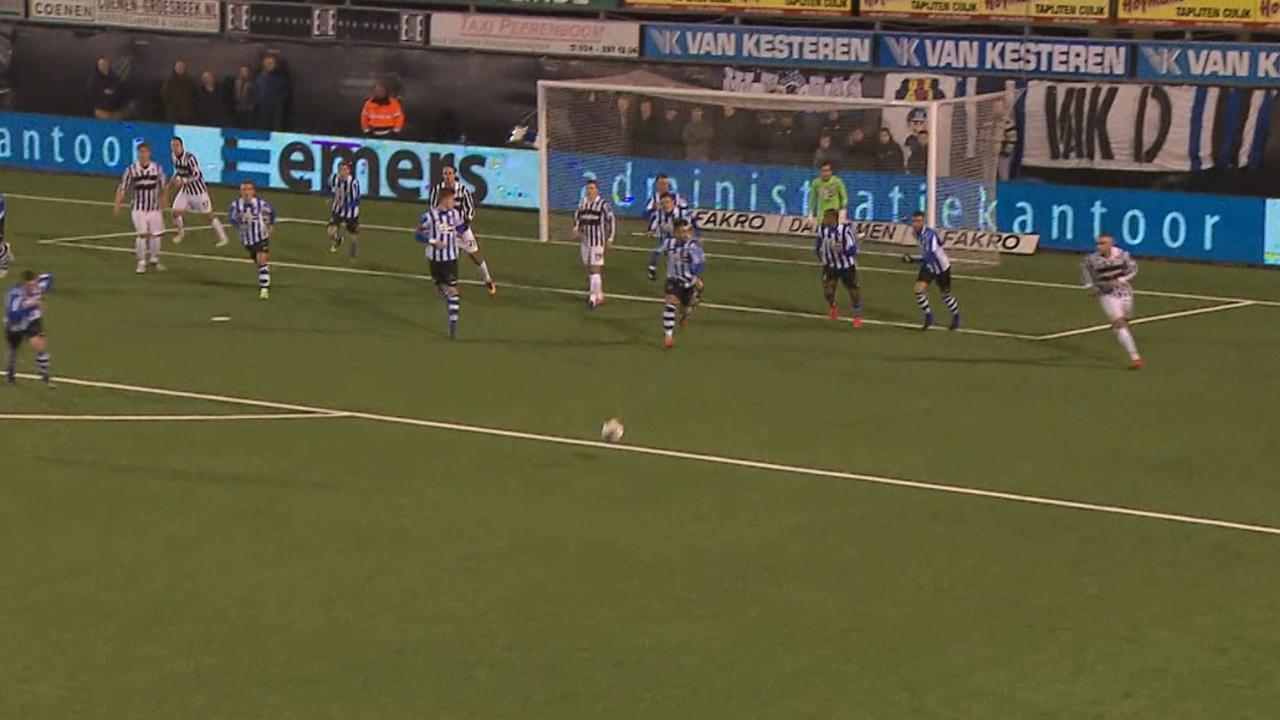 Samenvatting Achilles 29 - FC Eindhoven (4-3)