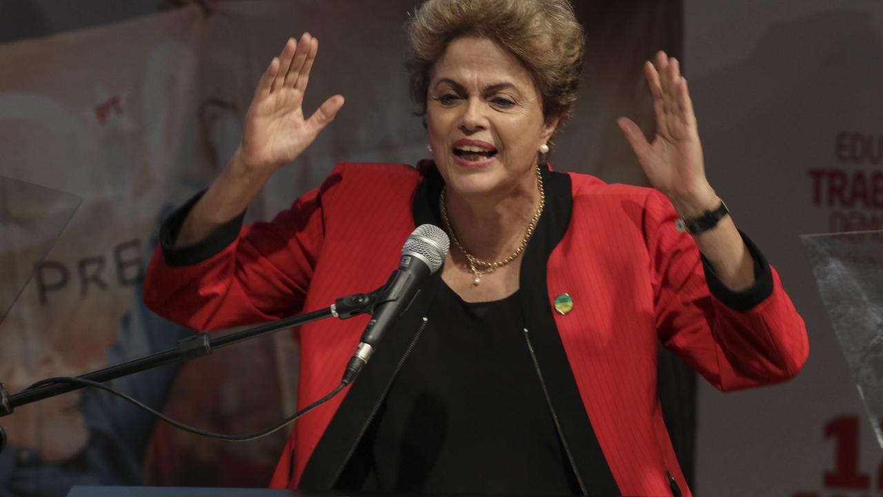 De situatie rondom de Braziliaanse president
