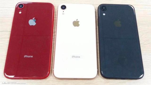 Gelekte afbeelding toont drie nieuwe iPhone-kleuren