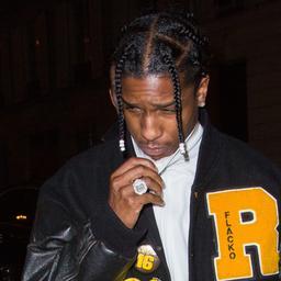 A$AP Rocky op Lowlands-podium: 'Ik ben blij dat ik hier ben'