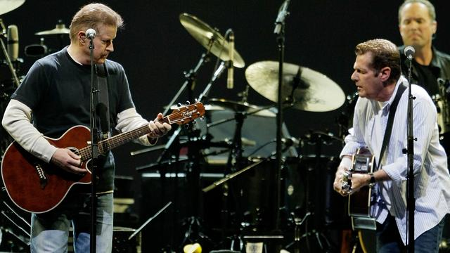 The Eagles kondigen Amerikaanse shows aan