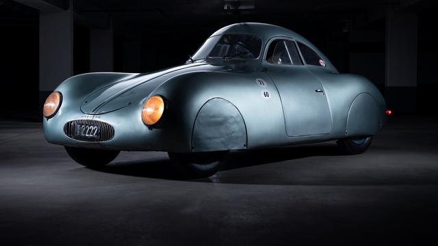 Oudste overgebleven Type 64 wordt mogelijk duurste Porsche ooit