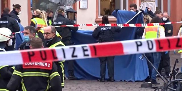 Vijf doden door man die doelbewust inrijdt op voetgangers in Duitse Trier