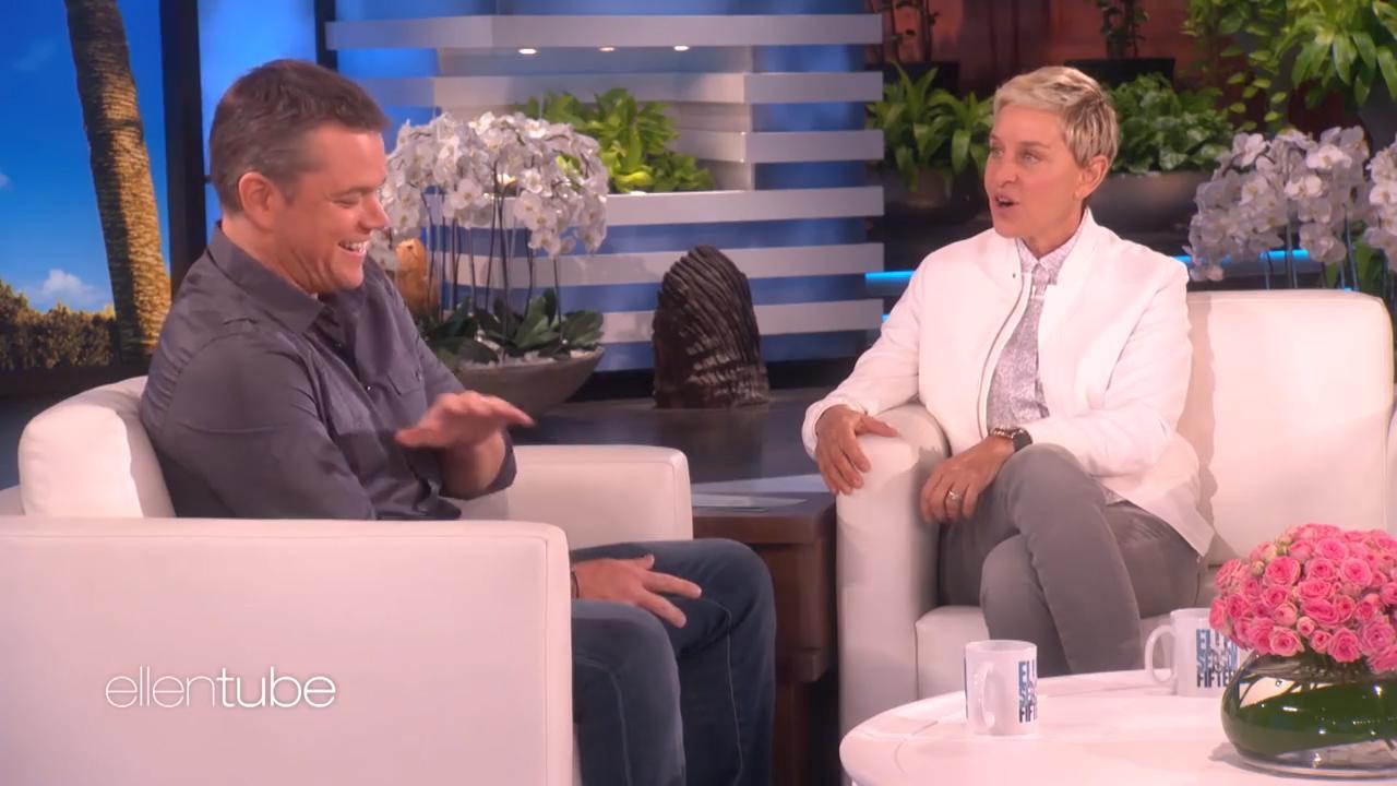 Matt Damon vertelt over 'gevaarlijke' vakantie met Chris Hemsworth