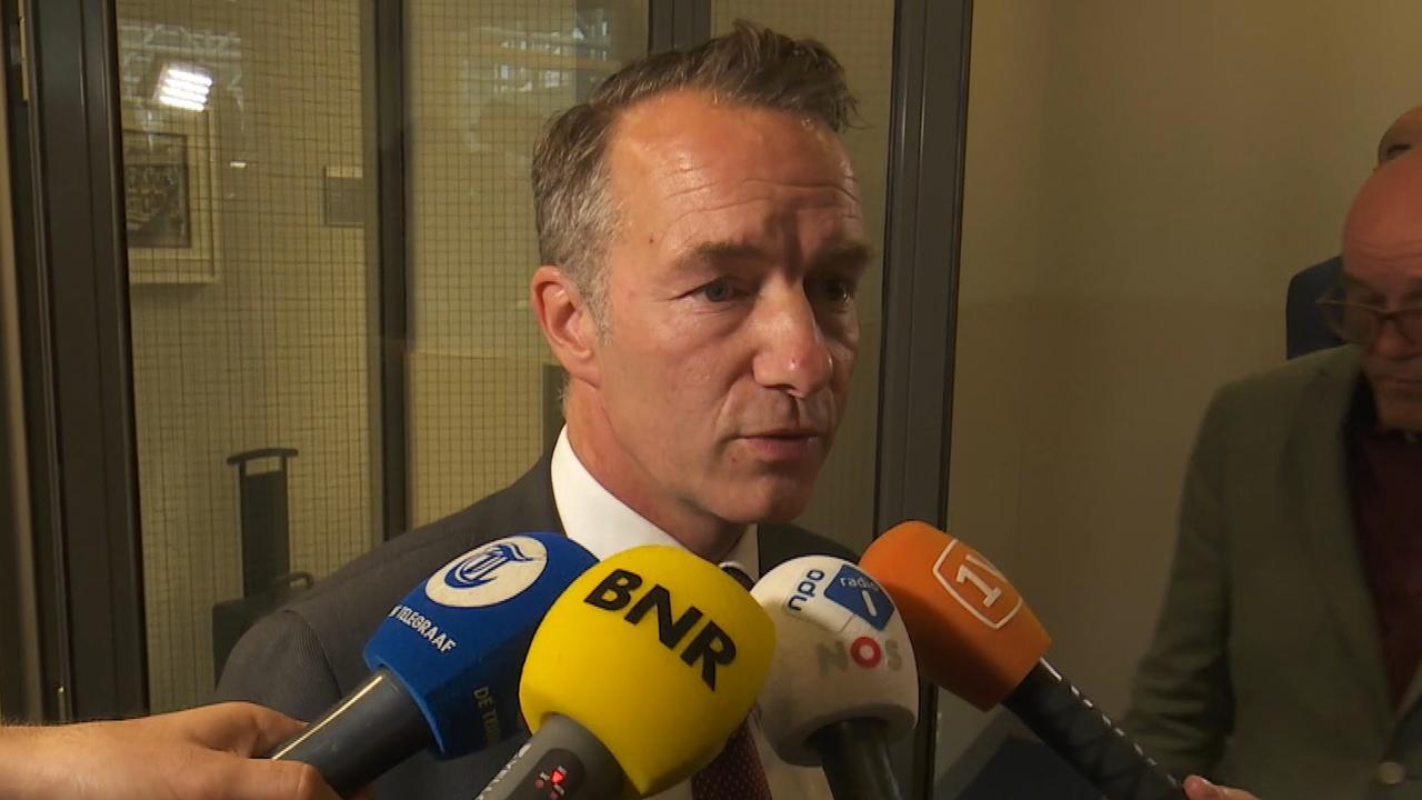 Omstreden VVD'er Van Haga: 'Iemand chanteert mij'