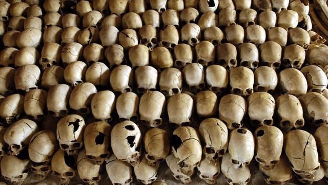 Vier Rwandese massagraven ontdekt met vermoedelijk slachtoffers van genocide