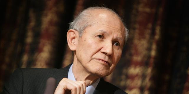 Japanse Nobelprijswinnaar Osamu Shimomura (90) overleden