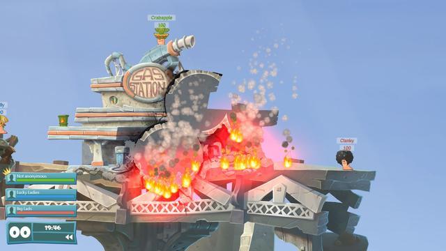 Nieuwe Worms-game komt begin 2016 uit voor Xbox One en pc