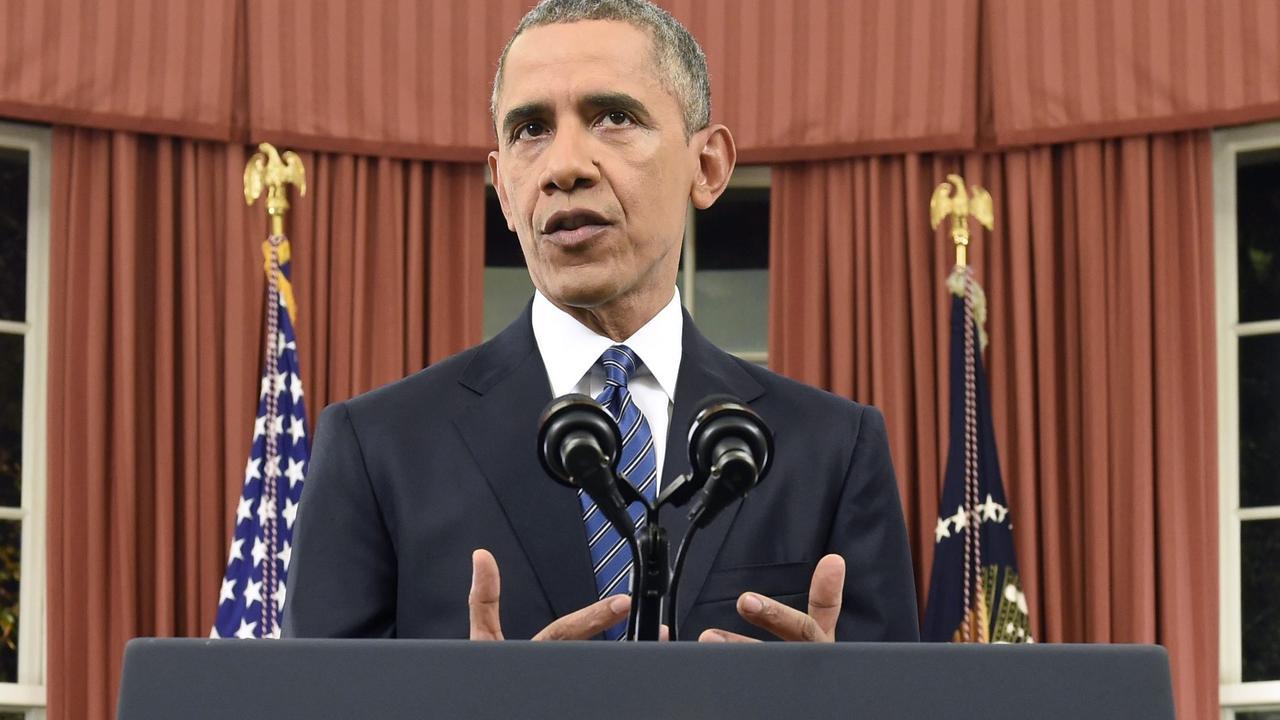 Obama houdt vast aan strategie VS tegen IS