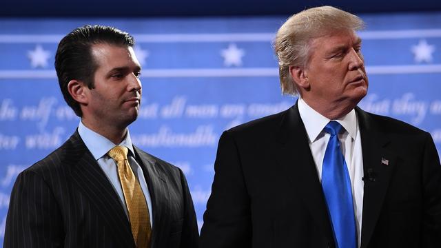 'Zoon van Trump en Manafort mogen in het openbaar getuigen'
