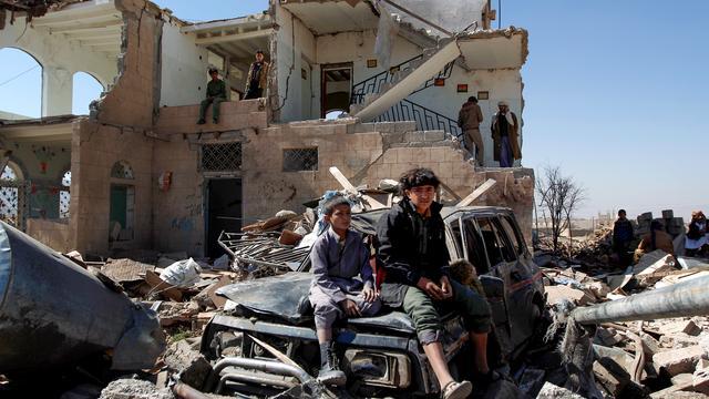 Tientallen doden door helikopteraanval Jemen
