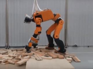 Hulprobot kan ladders beklimmen en door kleine ruimtes bewegen