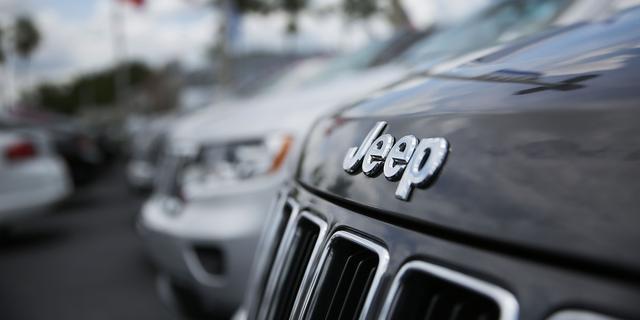 Autofabrikanten verkopen minder auto's in de VS