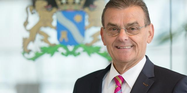 Wethouder Van As (76) bij verkiezingen volgend jaar op kandidatenlijst