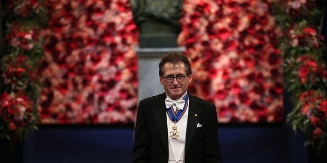 Oud-basisschool in Drenthe eert Nobelprijswinnaar Feringa
