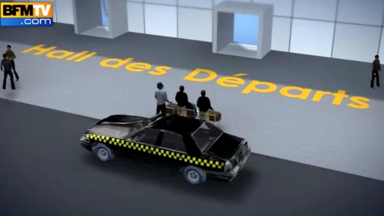 3D-reconstructie van aanslag vliegveld Zaventem