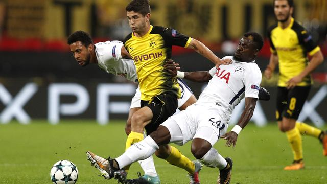 Samenvatting Tottenham Hotspur-Borussia Dortmund (3-1)