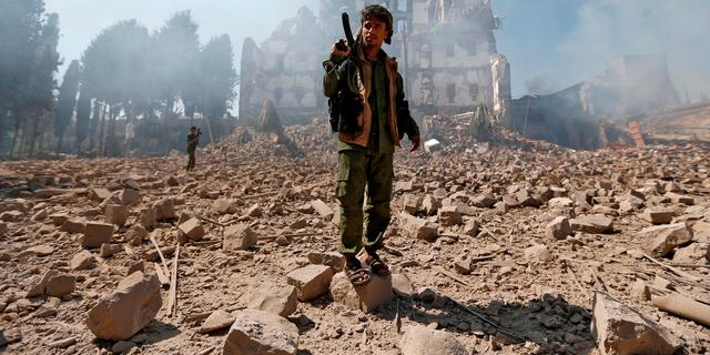 Regering VS haalt Houthi-rebellen in Jemen van terreurlijst