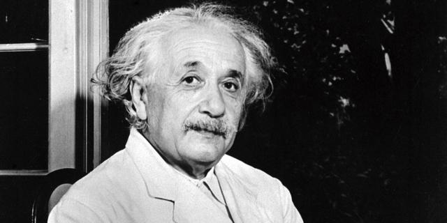 Drie onbekende brieven van Einstein gevonden in Leids museum Boerhaave