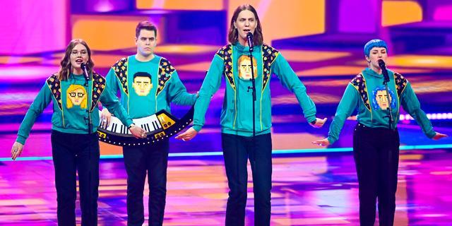 IJsland vanwege coronabesmetting niet live in tweede halve finale Songfestival