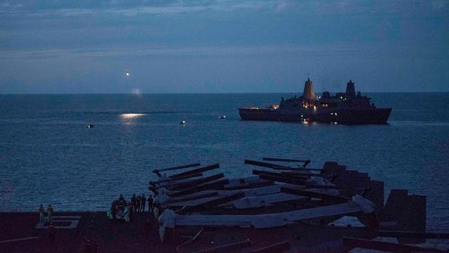 Australië assisteert in zoekactie naar verongelukte Amerikaanse mariniers
