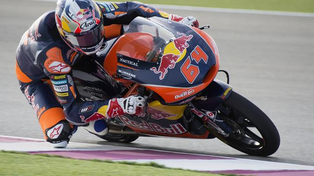 Bendsneyder stelt teleur in kwalificatie Grand Prix van San Marino
