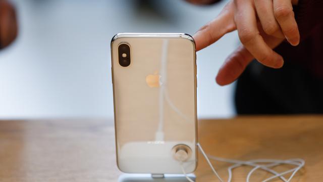 'Hogere winstmarge op iPhone X dan iPhone 8'
