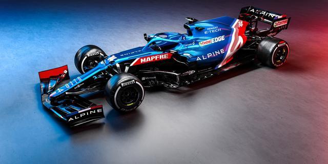 Alpine: hoe een herboren sportwagenmerk in de Formule 1 stapt