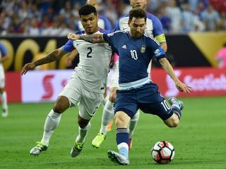 Messi lost Batistuta af als topscorer in Argentijns elftal