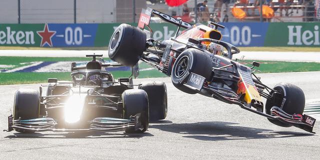 'Niet de laatste crash tussen Verstappen en Hamilton'
