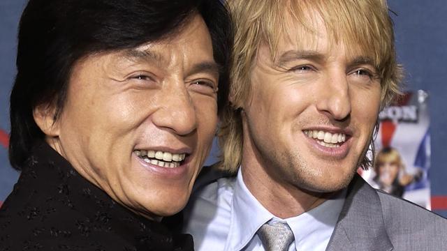 Jackie Chan en Owen Wilson keren terug in Shanghai Dawn
