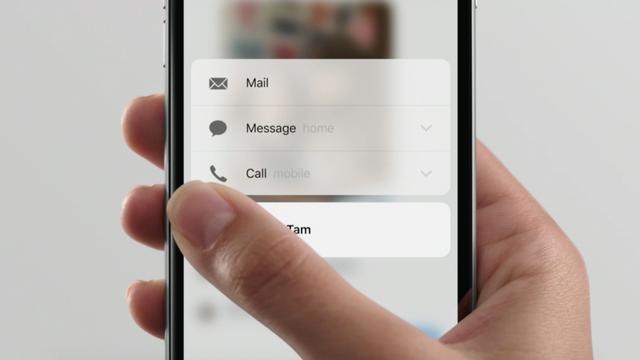 'Veel meer smartphones krijgen in 2016 drukgevoelig scherm'