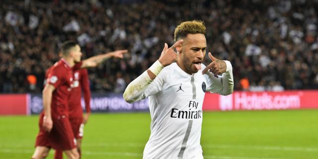 Paris Saint-Germain heeft lot in eigen hand na zege in CL op Liverpool