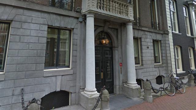 Asbest in vloer ambtswoning op Herengracht