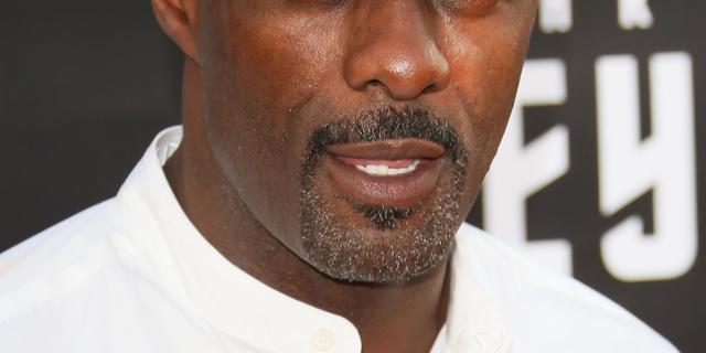 Idris Elba ziet muziek maken als 'therapeutische uitlaatklep'