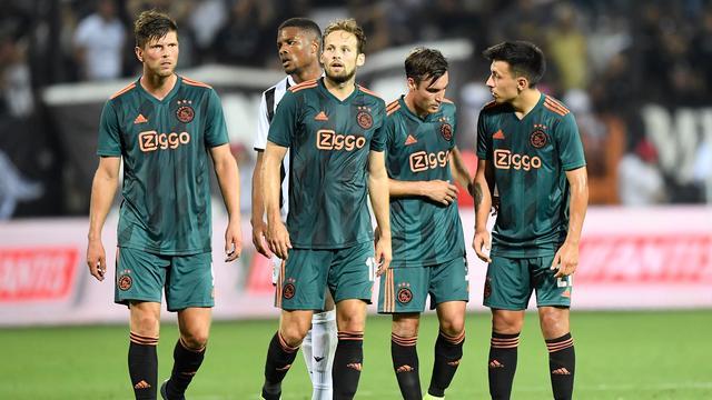 Reacties na gelijkspel Ajax in Thessaloniki (gesloten)