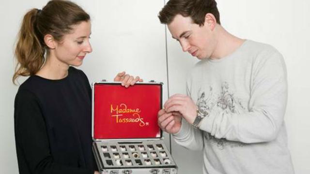 Hardwell krijgt beeld in Madame Tussauds
