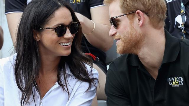 'Prins Harry stelt Meghan Markle officieel voor aan koningin Elizabeth'