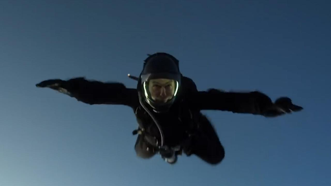 Tom Cruise maakt HALO-sprong voor nieuwe Mission: Impossible-film