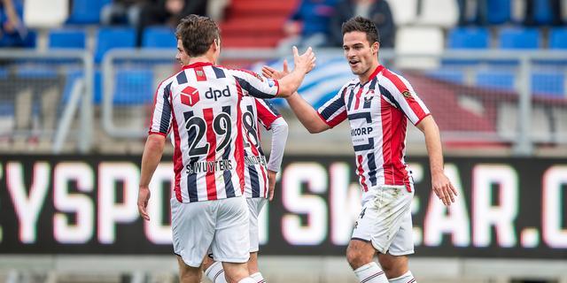 Willem II vergroot zorgen Cambuur, PEC verspeelt voorsprong tegen NEC