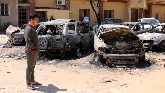 Dodental passeert 200 na twee weken van aanhoudende gevechten Tripoli