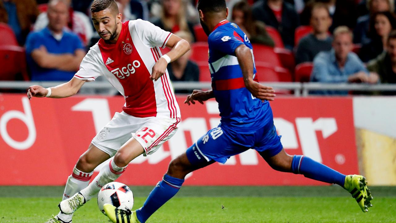 Samenvatting Ajax-Willem II