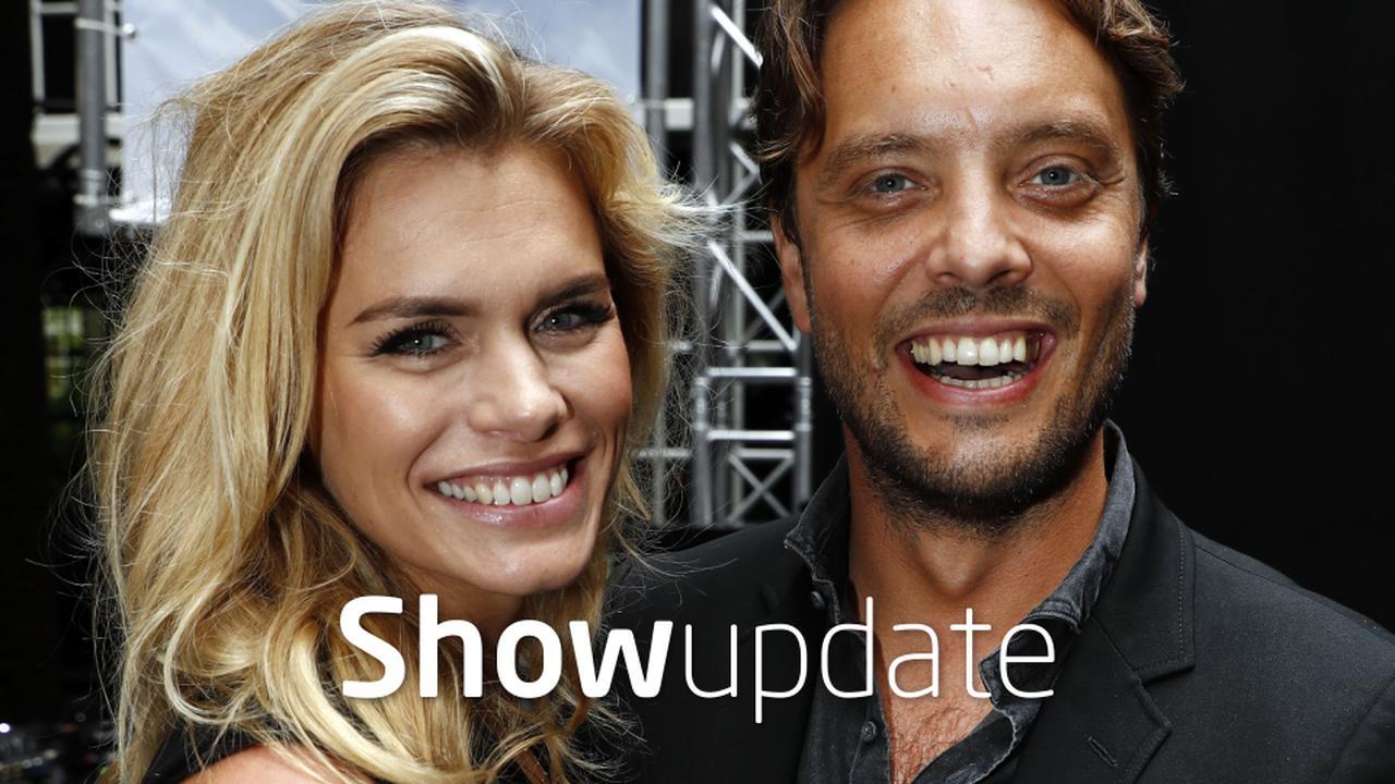 Show Update: Nicolette van Dam trots op haar dochters