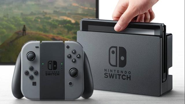 Nintendo onthult nieuwe spelcomputer Switch