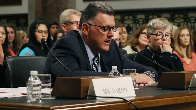 Oud-baas turnbond VS opgepakt voor saboteren Nassar-onderzoek