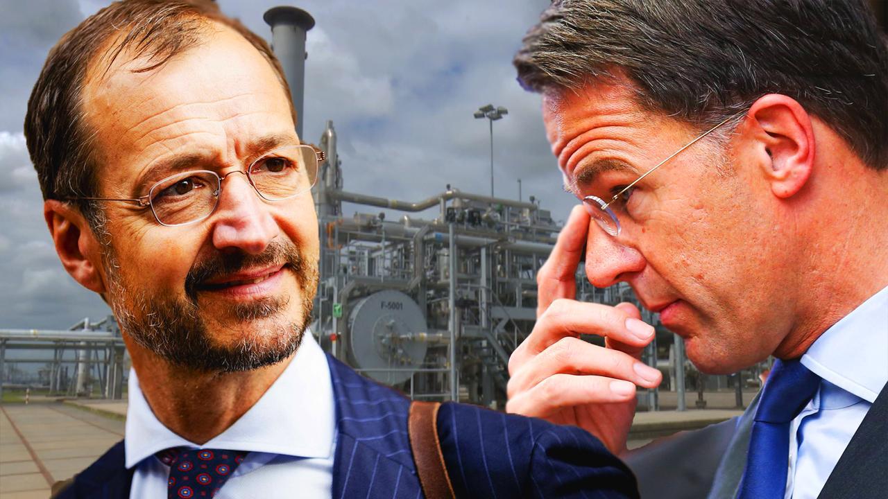 Rutte: 'Gaswinning is in nachtmerrie aan het eindigen'